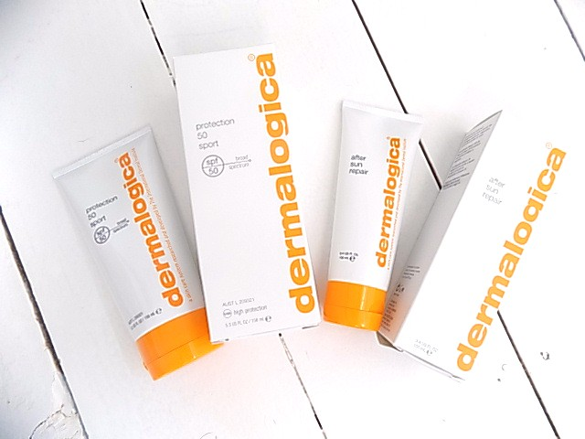 Dermalogica Protection 50 Sport |  Dermalogica After Sun Repair