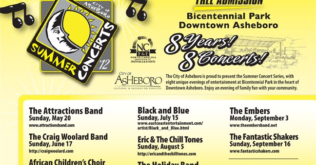 Seagrove Pottery - Three Corners Clay: Summer Concert Series