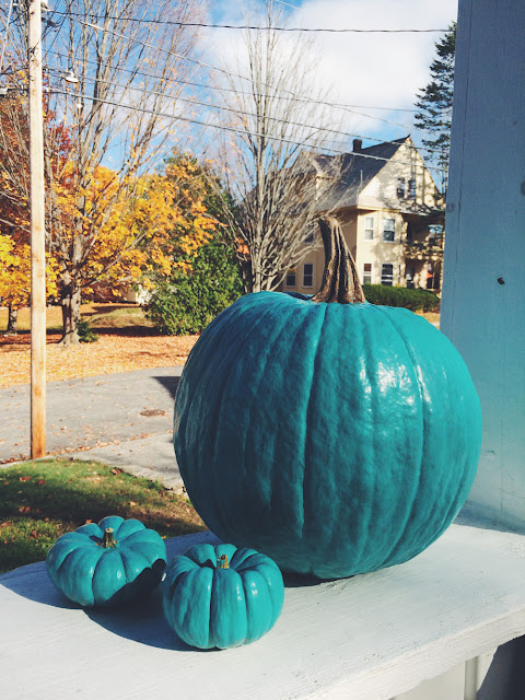 Oct 2017 Favorites: Teal Pumpkin Project
