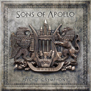 "Sons Of Apollo - ""Signs Of The Time"" (audio) from the album ""Psychotic Symphony"""
