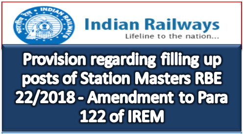 provision-regarding-posts-of-station-masters-RBE-22-2018-paramnews
