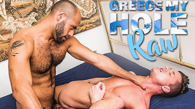 Leo Forte Gives Rex Cameron A Raw Pounding