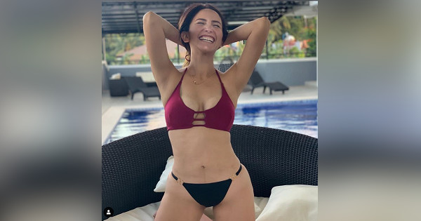 Katrina Halili stuns in bikini photoshoot, 6 years after becoming a mom