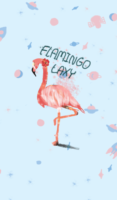 Flamingolaxy (Galaxnimal Ver.4)