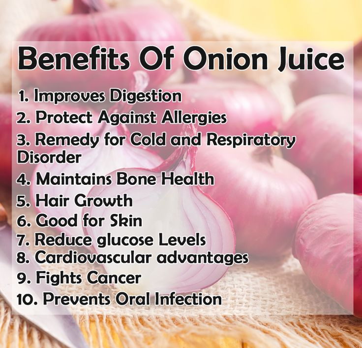 nutritional value of onions pdf