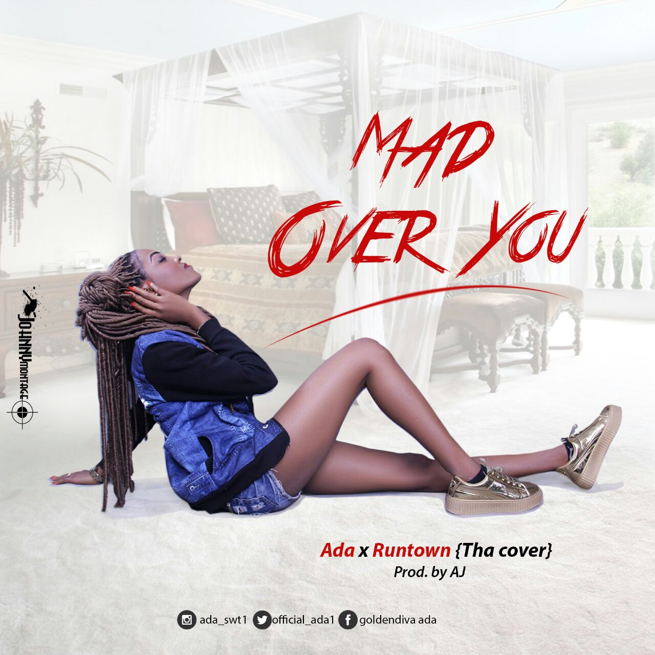ADA- mad over you (Tha cover by runtown)