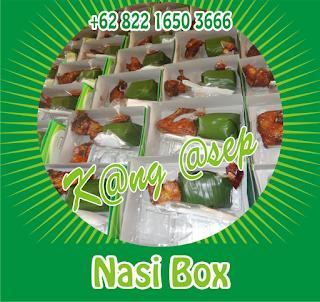layanan Nasi Box di Lembang