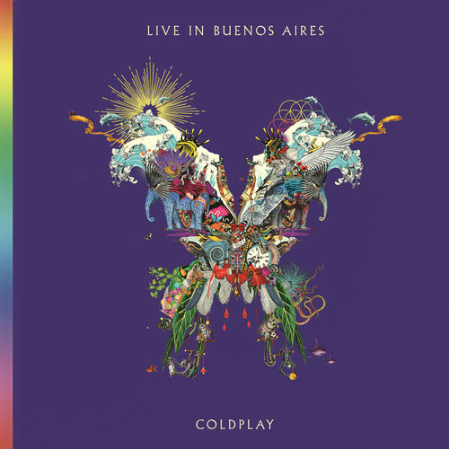Coldplay - Live in Buenos Aires [iTunes Plus AAC M4A] - Album