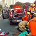 Motociclista morre ao bater na traseira de carro parado