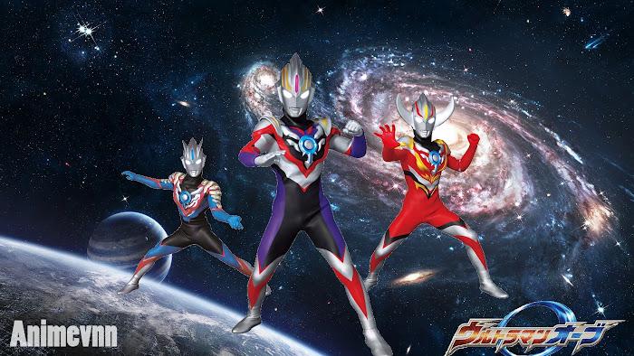 Ảnh trong phim Ultraman Orb 1