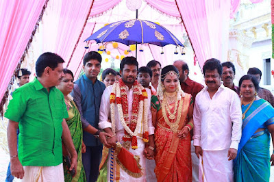 Actress-Akshaya-Premnath-Prithvi-Rajan-wedding