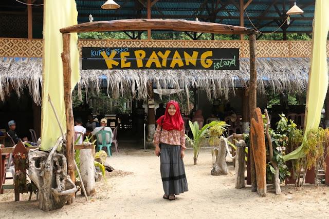 Pulau Kepayang belitong