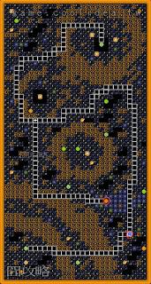 七龍珠Z2 第一章地圖