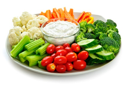 Eat Vegetables with Osteopenia diet