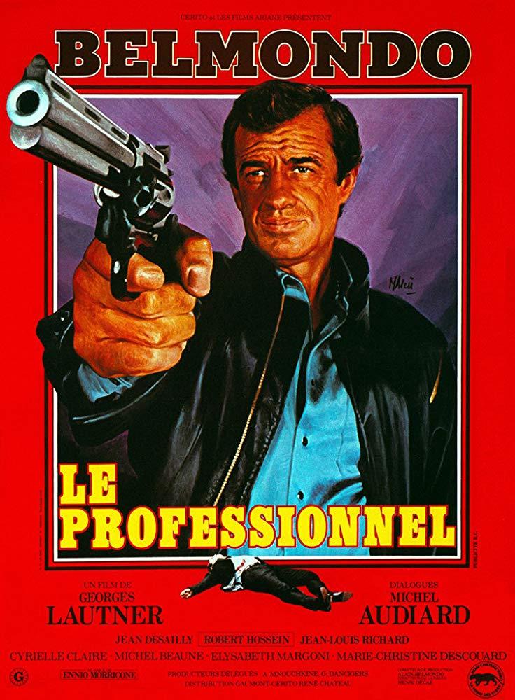 The Professional (1981) มืออาชีพ