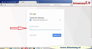 cara membuat blog di blogspot 2017 password