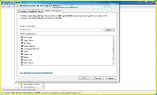 cara disable safe mode windows 7