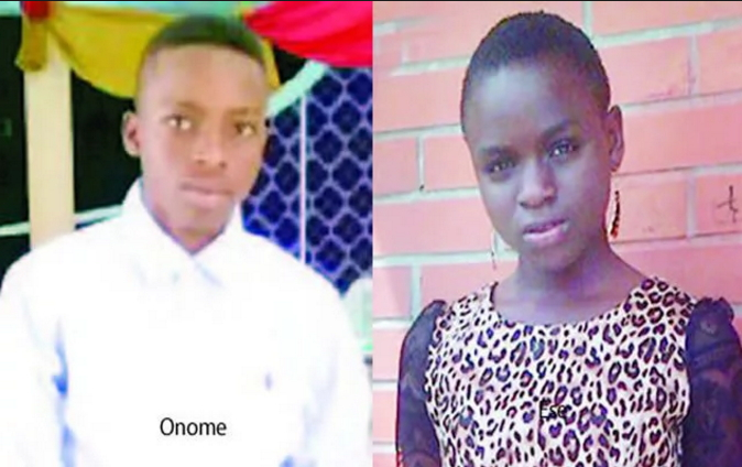 ese oruru brother onome