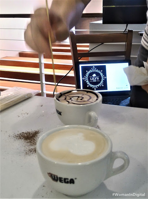 Latte-Art-Session