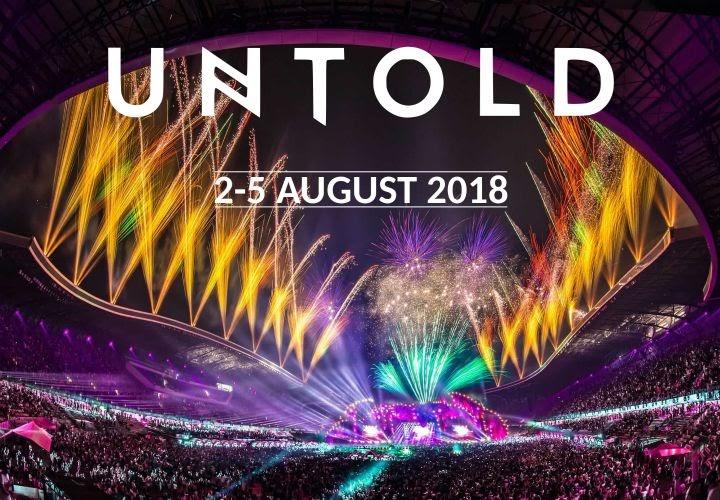 Untold Festival 2018, Cluj City