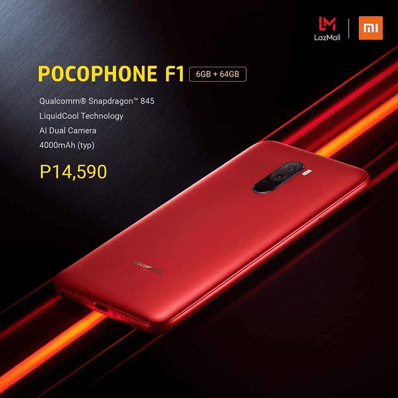 Xiaomi announces POCOPHONE F1 price cut, flash sale