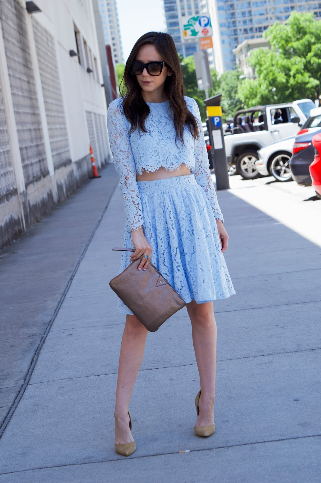 Summery Lace