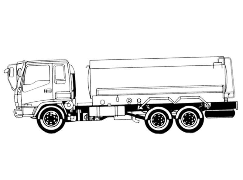 Harga dan Spesifikasi ISUZU GIGA FTR 90 L