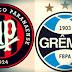 Grêmio x Atlético-PR ao vivo 24/08/2016