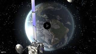 عاجل بلفيديو : كويكب يندفع نحو الأرض.. وناسا تقع في الخطأ