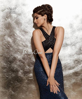 Sonam Kapoor Looks Stunning on L'Officiel India June 2015