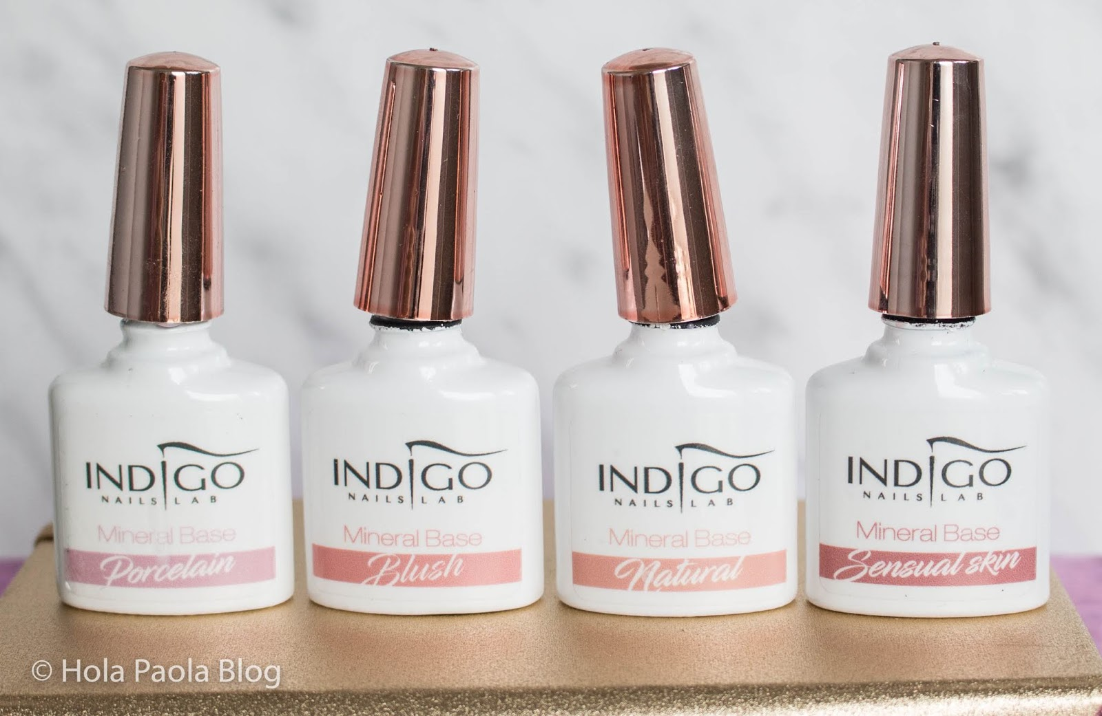 Indigo Mineral Base