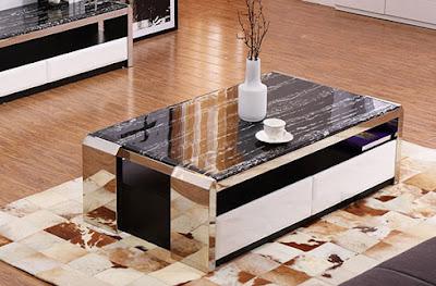 Thiết kế bàn trà hiện đại - xu hướng thiết kế mới được ưa chuộng- 2