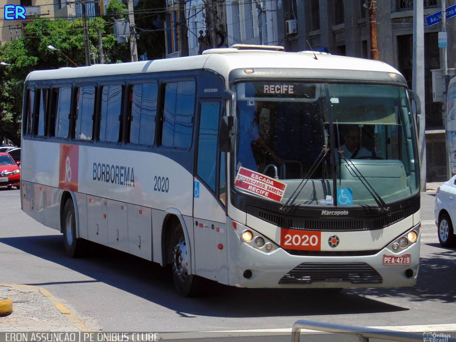 Transportes intermunicipais estão proibidos a partir de segunda-feira