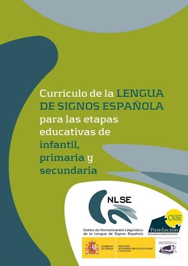 Currículo de la lengua de signos española