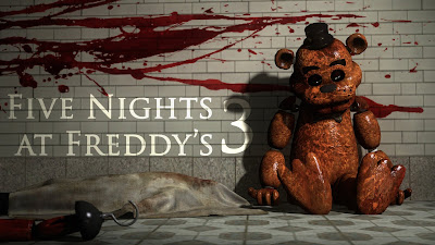 Download Game Android Gratis Five Night at Freddy's 3 apk