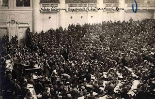Soviet de Petrogrado en 1917