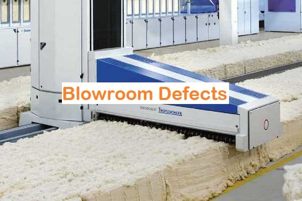 Defects in Blow Room