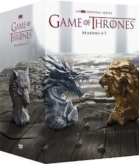 Game of Thrones: The Complete Seasons 1 to 7 (35-Disc Box Set) @ ₹5,999