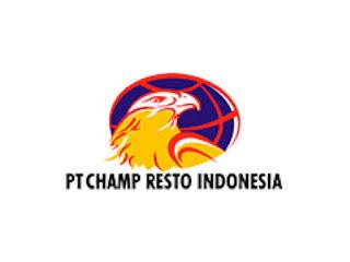 LOWONGAN KERJA (LOKER) MAKASSAR KARYAWAN PT. CHAMP RESTO INDONESIA MARET 2019