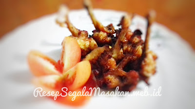Resep Lollipop Chicken Wings