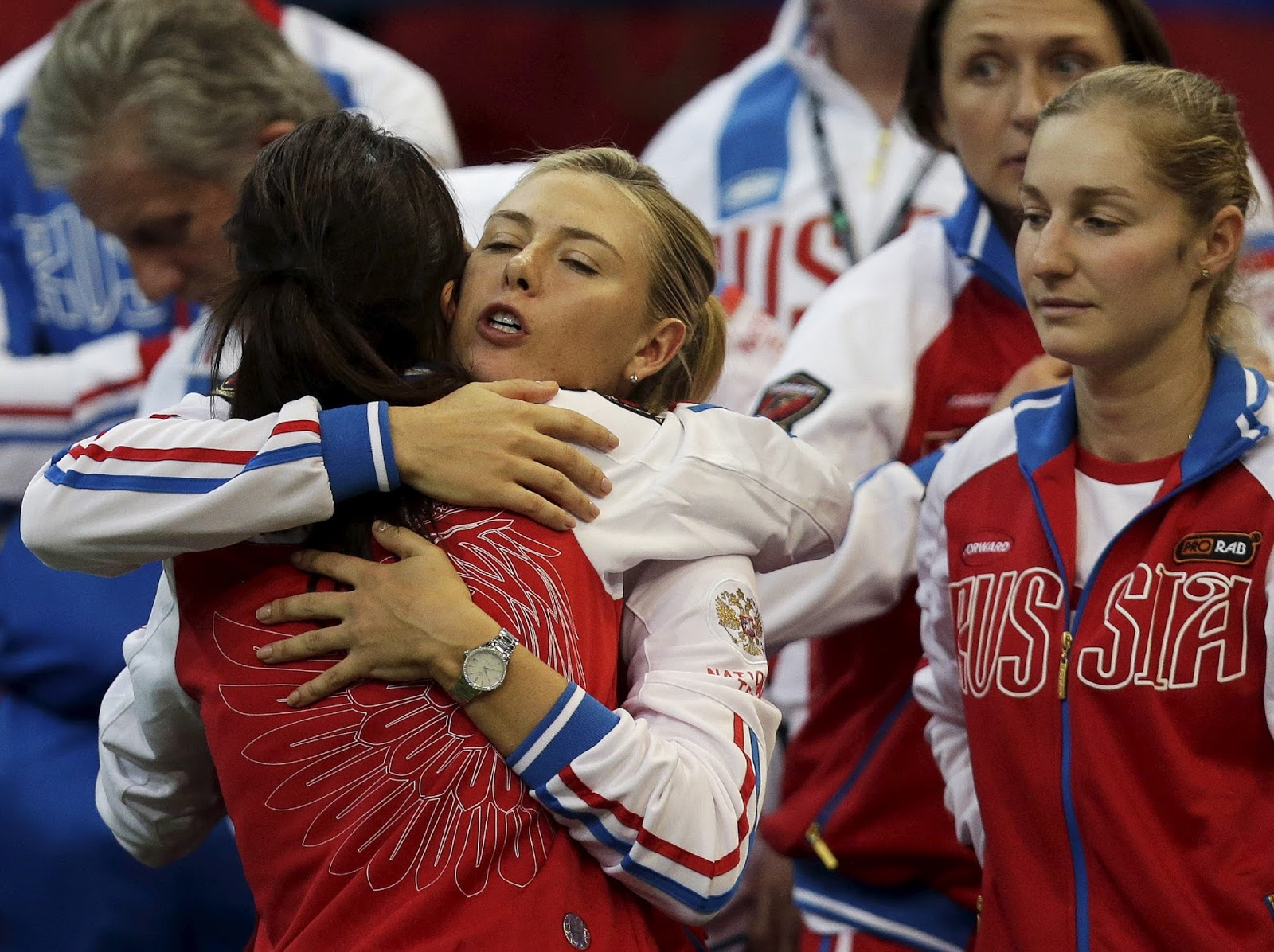 RUSSIA 2016 OLYMPICS 4
