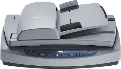 HP Scanjet 5550c Driver Download