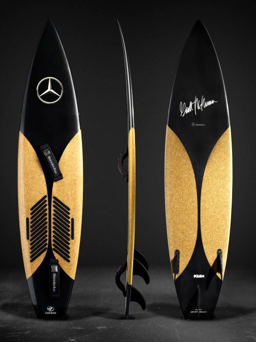 Worlds Most Expensive Surfboard