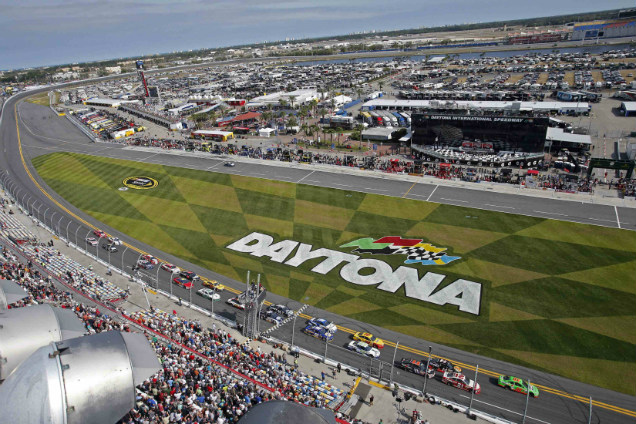 Daytona International Speedway em Daytona Beach