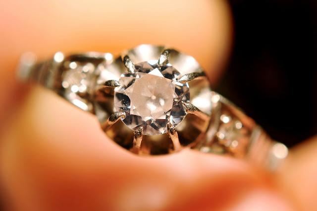 Wedding Vs. Engagement Ring