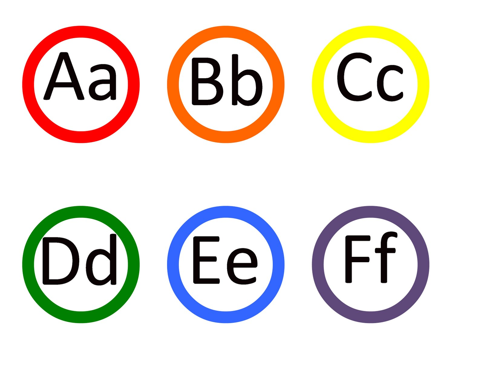 hight resolution of abc Caterpillar Printables (Revised)