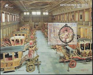 2005 - Portugal - Salão Nobre do Museu Nacional dos Coches