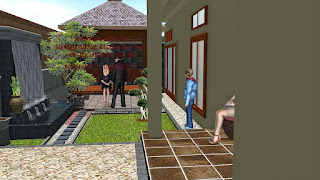 Desain Taman Lamongan dan tukang taman lamongan | www.profesionalgarden.com