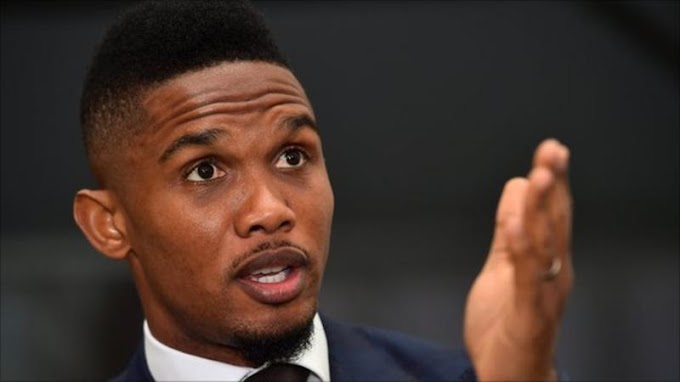 Prosecutors seek prison term for Eto'o