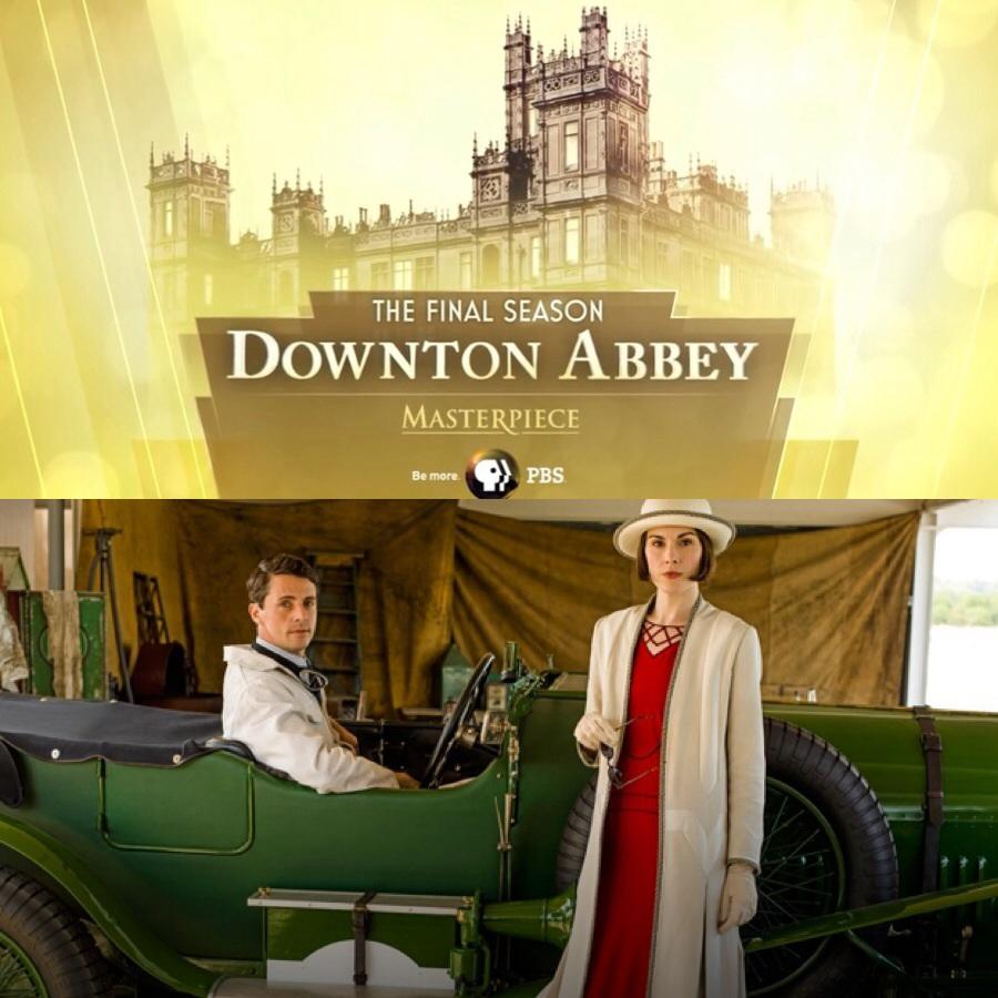 On TV Tonight: Watch Penelope Wilton in Season 6 - Episode 7 of Downton Abbey